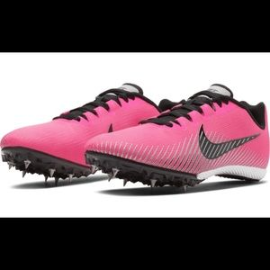 Nike Zoom Rival Neon Pink Track Shoes